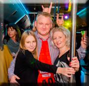 40.születésnapi meglepetés eveningstar partybus